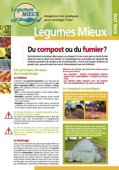 Fiche Légumes Lorraine n°4