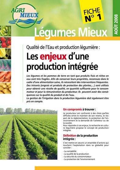 Fiche Légumes Alsace n°1