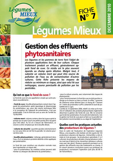Fiche Légumes Alsace<br>n°7