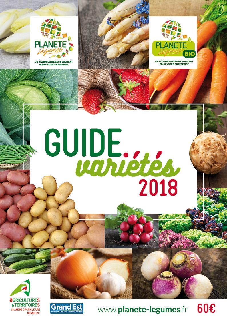 Guide des variétés