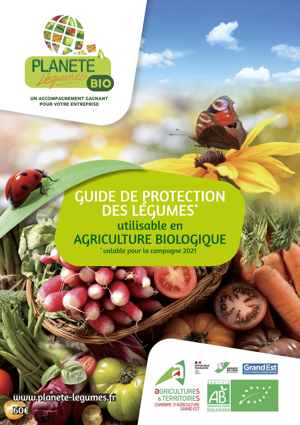Guide de protection des légumes utilisable en AB